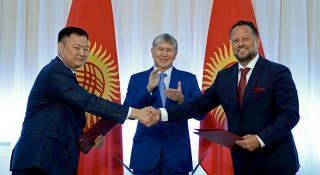 Czech company to build Upper Naryn Cascade of HPP in Kyrgyzstan