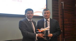 Hainan Airlines offered to invest in Kyrgyzstan
