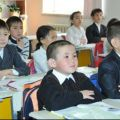 121,000 first graders will go to school from September 1